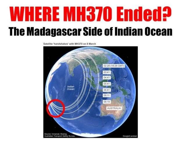 MH370 - WHERE