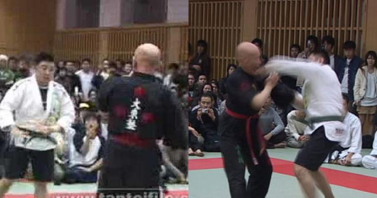 world s funniest fake no touch martial arts kiai master vs mma rh robertchaen com