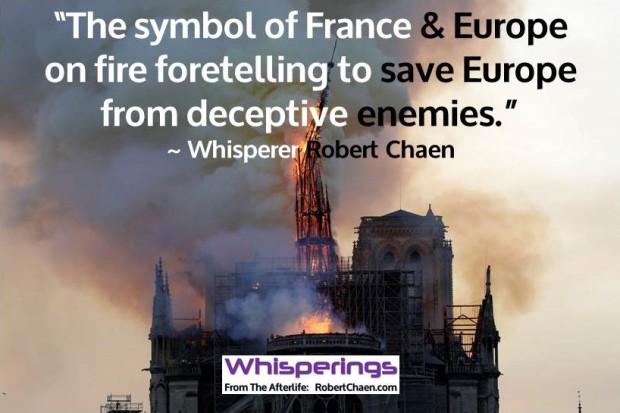 Symbol of France - enemies