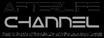 1. AfterLife Channel Logo B&Grey PNG