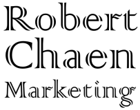 1. Robert Chaen Marketing