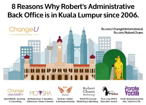 8 Reasons why KL