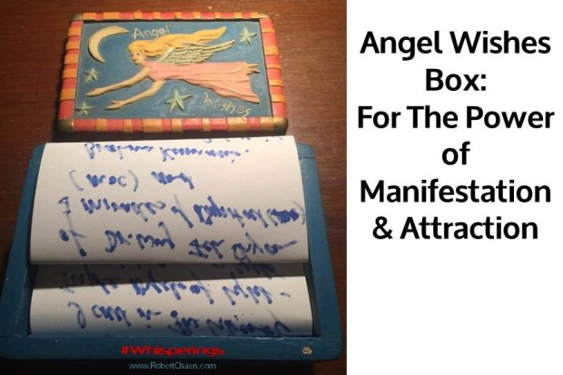 Angel Wishes Box
