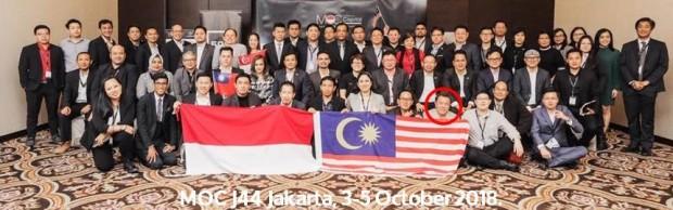 MOC J44 Jakarta Group