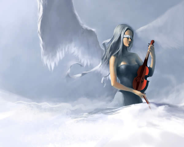 Violin Angel - JerryCai.jpg