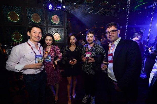 RISE 2019 - Night Summit Wednesday
