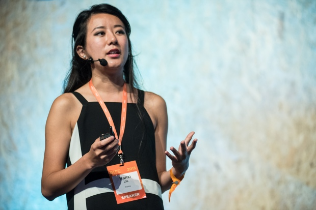 7. Nanxi Liu, CEO of Enplug, Emmy Award