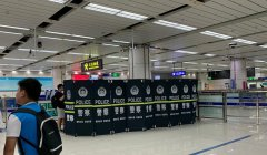 One traveller said their belongings and contents of their phone were searched inside an inspection booth in Shenzhen Bay