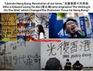 Who originated Liberate HK