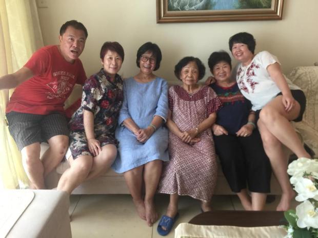 17. Ah Choo & Sisters