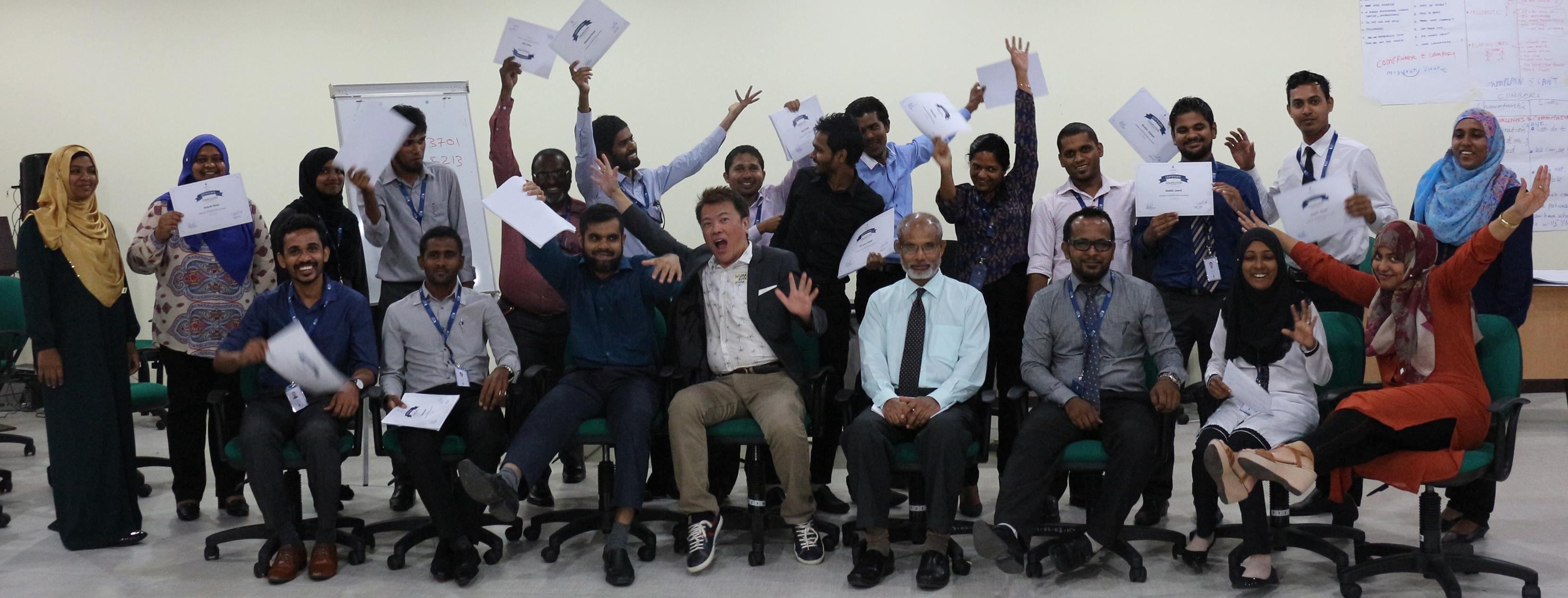 5. AGO Maldives