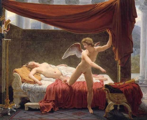 6. François-Édouard_Picot_-_Cupid_and_Psyche_-_WGA17441