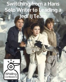 Hans Solo to Jedi IJ Team