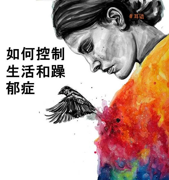 How you can take control of your life and bipolar disorder - in Chinese
