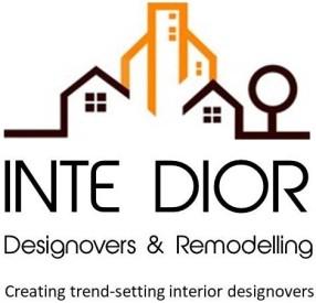 INTE DIOR Logo + Slogan