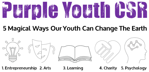 Purple Youth CSR - 5 Ways NEW