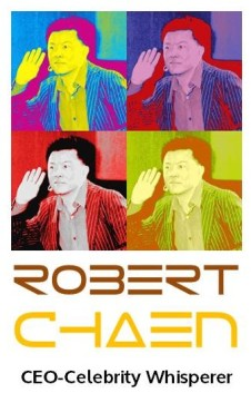 Robert Chaen - Whisperer + 4 Andy Warhol