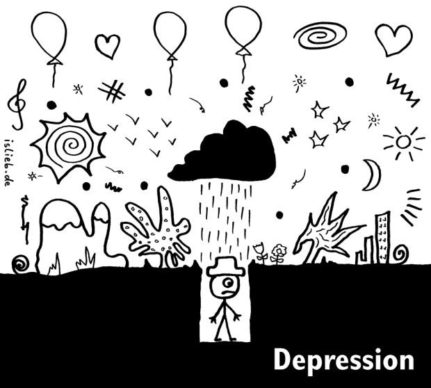 Rut - islieb-depression