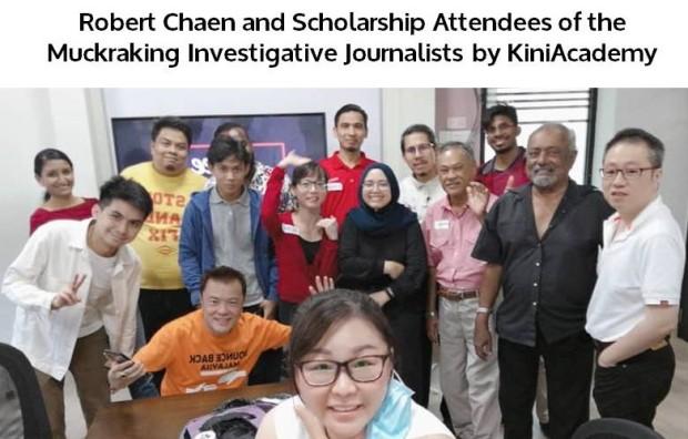 Scholarhsip Attendees
