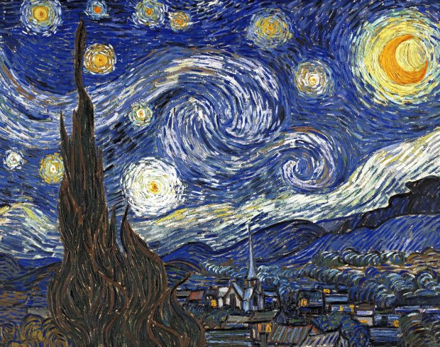 Starry-Night-canvas-Vincent-van-Gogh-New-1889