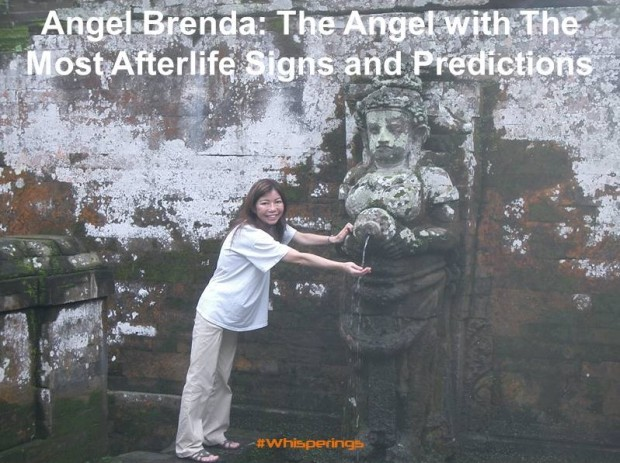 Angel Bre nda - most afterlife signs and predictions