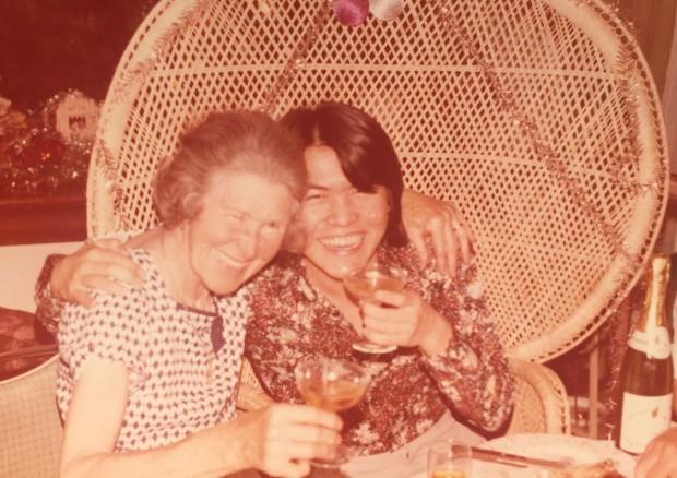 Mrs Truner, my first landlady in Melbourne