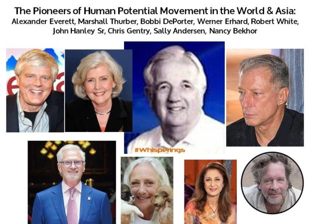 The Pioneers of Human Potential Movement