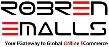 Robren EMalls Logo & Slogan - Crop