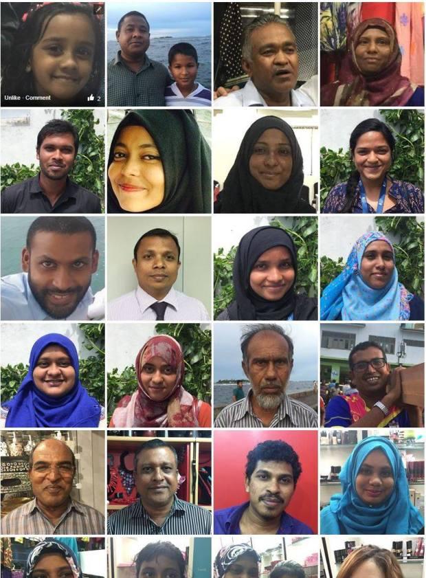 1. Maldivian Portraits