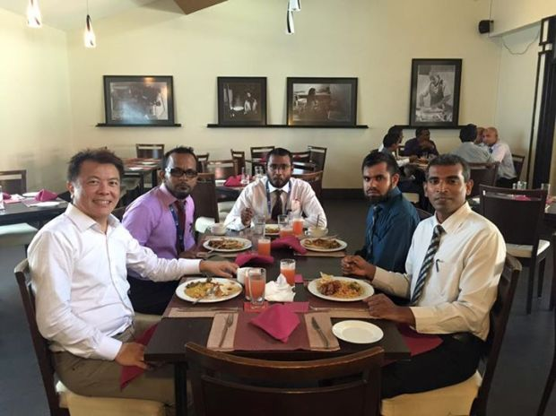 4. Lunch with AAG and Directors of Auditor General's Office