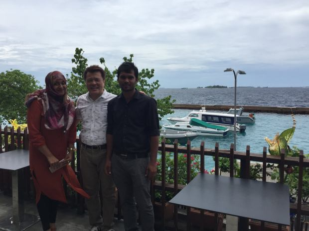 5. Maldives Team