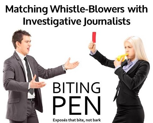 Matching Whistle-Blowers with Investigative Journalists