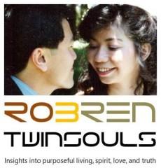 RC2) Robren TwinSouls Logo & Slogan