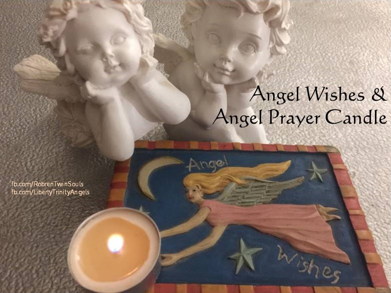 This image has an empty alt attribute; its file name is angels-wishes-angel-prayer-candle-by-robren.jpg