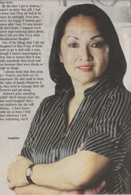 renatodoxaguia: Datin Josephine Fonseka (Josephine Lena Wong), Miss  Malaysia Universe 1970. Now and Then. Great Photos from the new straits  times newspaper.